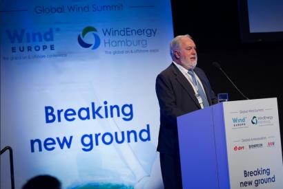 Euskadi presenta en WindEurope Hamburgo sus credenciales en materia de energías renovables