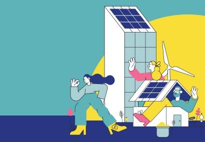 Las Comunidades Energéticas podrían cubrir el 60% de la demanda eléctrica total de España