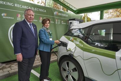 IFEMA estrena el primer parking sostenible en un recinto ferial en España
