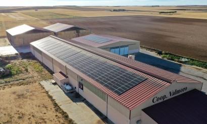 Una instalación solar para autoconsumo que se amortiza en menos de tres años
