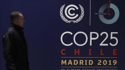 El vicepresidente Frans Timmermans lidera la delegación de la Comisión Europea en la segunda semana de la COP 25