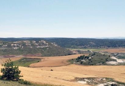 Burgos somete a información pública los 210 megavatios eólicos que Capital Energy quiere desplegar en la provincia