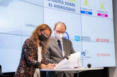 Comillas ICAI abre una Cátedra de Estudios sobre el Hidrógeno