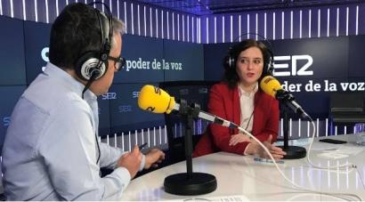 De la presidenta de la Comunidad de Madrid y de 40.000 muertes prematuras en España