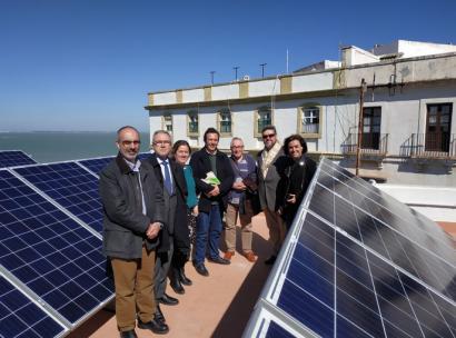 Cádiz da un paso más hacia la transición energética democrática