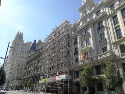 Rehabilitar los edificios será más fácil tras la modificación de la Ley de Propiedad Horizontal