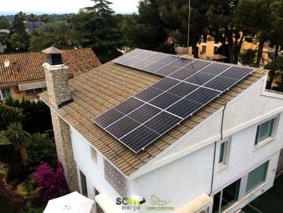 Som Energía promueve 50 instalaciones de autoconsumo solar en Andalucía Oriental