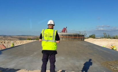 Elecnor erigirá en Cádiz el segundo parque eólico andaluz de Capital Energy