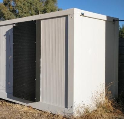 Rescatan y validan un captador térmico de gran rendimiento para climatizar los hogares