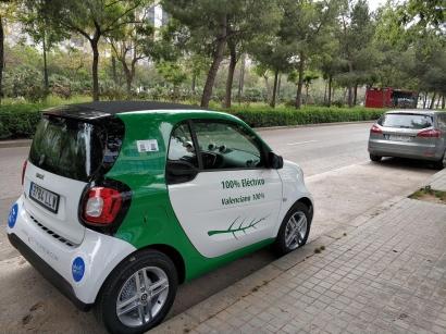 CarGreen pone en circulación 100 coches eléctricos en Valencia
