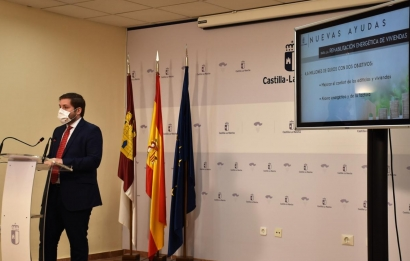 Castilla La Mancha convoca ayudas de rehabilitación energética de vivienda por valor de 4,6 millones de euros
