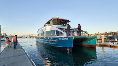 All American Marine Launches New Hybrid Catamaran