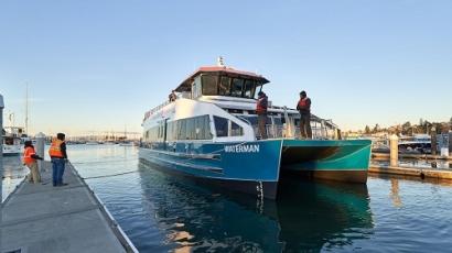 All American Marine Launches New Hybrid Catamaran