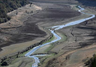 España dispone cada vez de menos agua