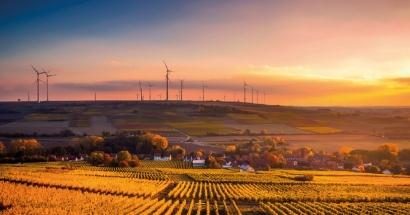 Pamplona adelanta el diseño de los parques eólicos del futuro