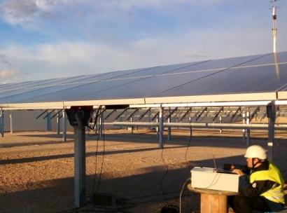 El laboratorio del Cener, único en España acreditado para ensayar seguidores solares según la norma internacional IEC 62817:2014