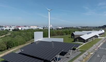 Autoconsumo fotovoltaico en la cárnica Torre de Núñez de la mano de Norvento