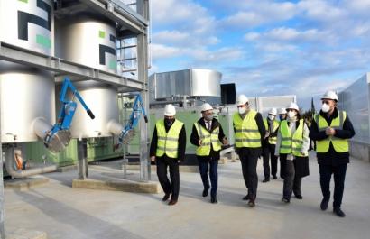 Naturgy quiere inyectar biometano procedente de vertedero en su red de gas en Cataluña