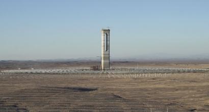 Cerro Dominador, el complejo solar chileno con el que Abengoa generará electricidad las 24 horas del día
