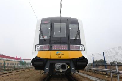 130 sistemas de baterías de Saft para el metro de Chengdu, en China
