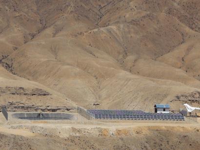 Atacama: Fotovoltaica para un sistema de bombeo de agua