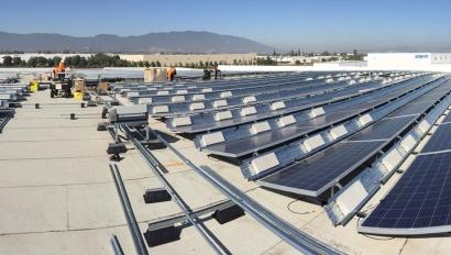 La compañía asiática Chint Energy anuncia mil megavatios solares fotovoltaicos en España