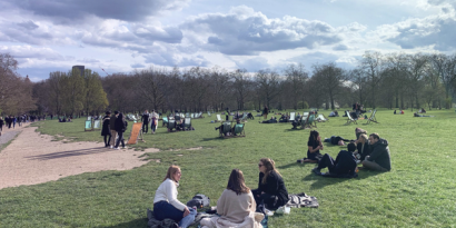Más vegetación, aire puro y espacio para una movilidad limpia en las ciudades
