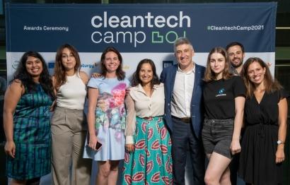 La portuguesa Albedo gana la Cleantech Camp 2021 con un biomaterial aislante para la construcción