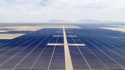 México inaugura el parque solar fotovoltaico más grande de toda América