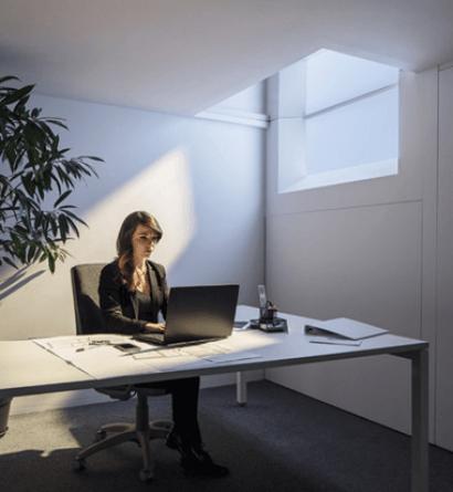 Premio para la tecnología que lleva la luz solar a los espacios cerrados