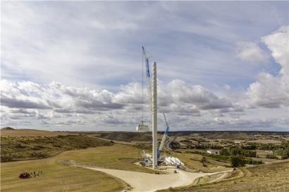 Los aerogeneradores más potentes de España multiplican por 300 la potencia de los primeros que se conectaron a la red