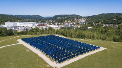 newHeat logra 15 M€ para financiar cinco grandes redes de calefacción solar en distintos puntos de Francia