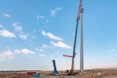 Ecoener sumará dos nuevos parques eólicos a los tres que ya tiene en Gran Canaria