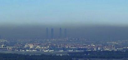 Greenpeace: España está muy lejos de los países que lideran la lucha contra el cambio climático
