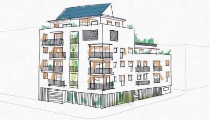 La primera promoción de covivienda ecológica financiada de forma colectiva estará en Madrid