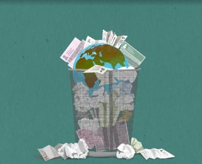 El Green New Deal no sirve; la Humanidad solo podrá contener el cambio climático con decrecimiento