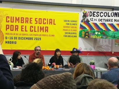 La activista Estefanía González asegura que la acción climática es inexistente en Chile