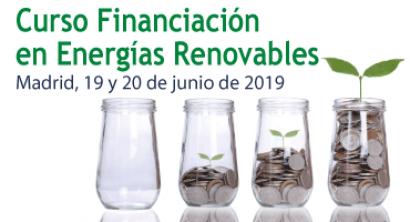 ¿Quieres saber más sobre financiación en energías renovables?