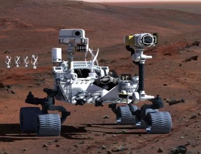 Un centro tecnológico vasco desarrollará el primer aerogenerador de Marte