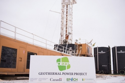 Trudeau Announces Support for Canada's First Geothermal Power Facility