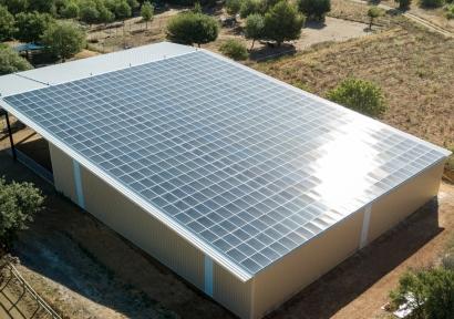 Dhamma Energy cierra la financiación de una cubierta solar de más de tres megavatios en el sur de Francia