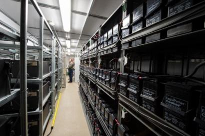 Dominion Energy Announces Battery Storage Pilot Projects