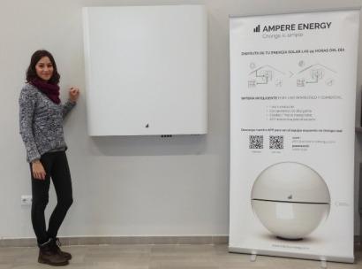 Ampere imparte en Cataluña cursos de formación para instalar baterías en sistemas de autoconsumo conectado