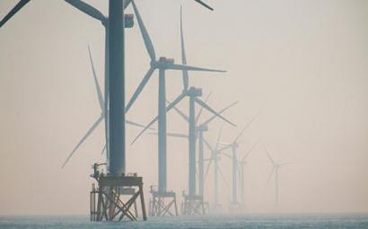 East Anglia ONE Wind Farm is Operational