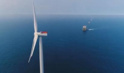 Iberdrola acude a la subasta eólica de Nueva York con su proyecto marino Liberty Wind