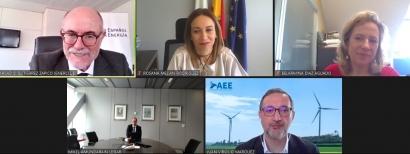 España, primera potencia del mundo en el desarrollo de prototipos eólicos marinos flotantes