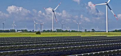 Continúa la alegría en la financiación de las renovables a pesar de la crisis