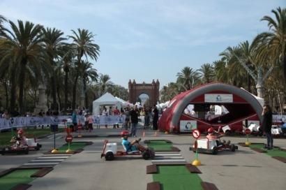 Cataluña se vuelca en Expoelectric, la gran feria anual del vehículo eléctrico