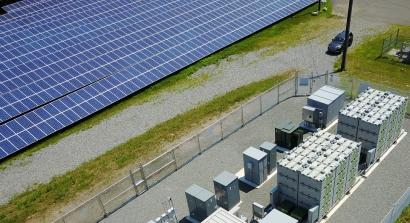 Las ventas de baterías para almacenamiento de energías renovables se disparan en todo el mundo