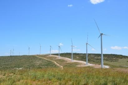 """Aragón declara otros diez parques eólicos """"de interés autonómico"""""""